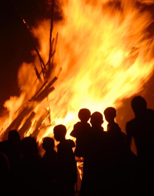 Programa de Actos de las Fiestas de San Juan