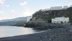 Playa de Martiánez - Puerto de la Cruz