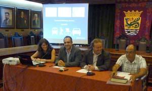 Presentacion del Plan de Movilidad Urbana Sostenible 21 septiembre 2011