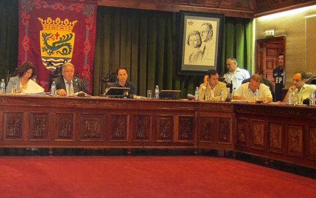 Pleno Municipal Octubre 2011