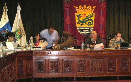 Pleno del 16 de abril de 2012