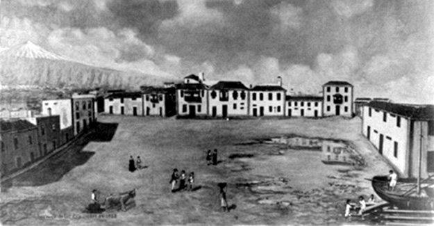 Plaza del_Charco_1826
