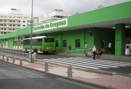 Estacion de guaguas