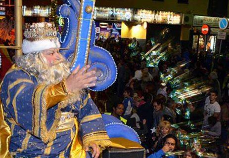 Cabalgata Reyes 2012 Portada