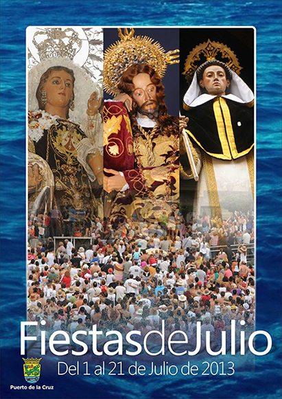 FIESTA JULIO-CARTEL