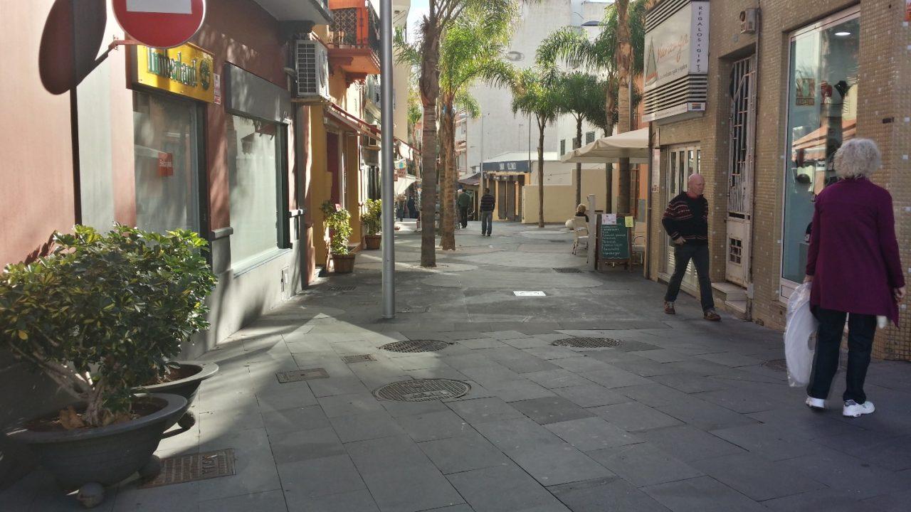 Calle La Hoya - 2014 - Puerto de la Cruz