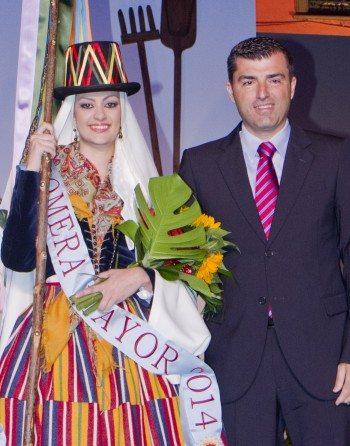CARLA GONZÁLEZ - ROMERA MAYOR - LOS REALEJOS DE 2014