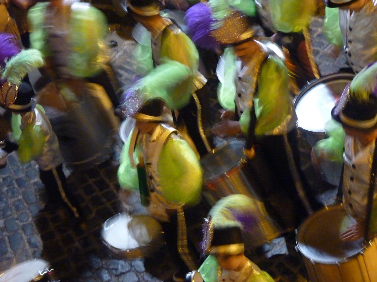 Carnaval en la calle 2014 Puerto de la Cruz