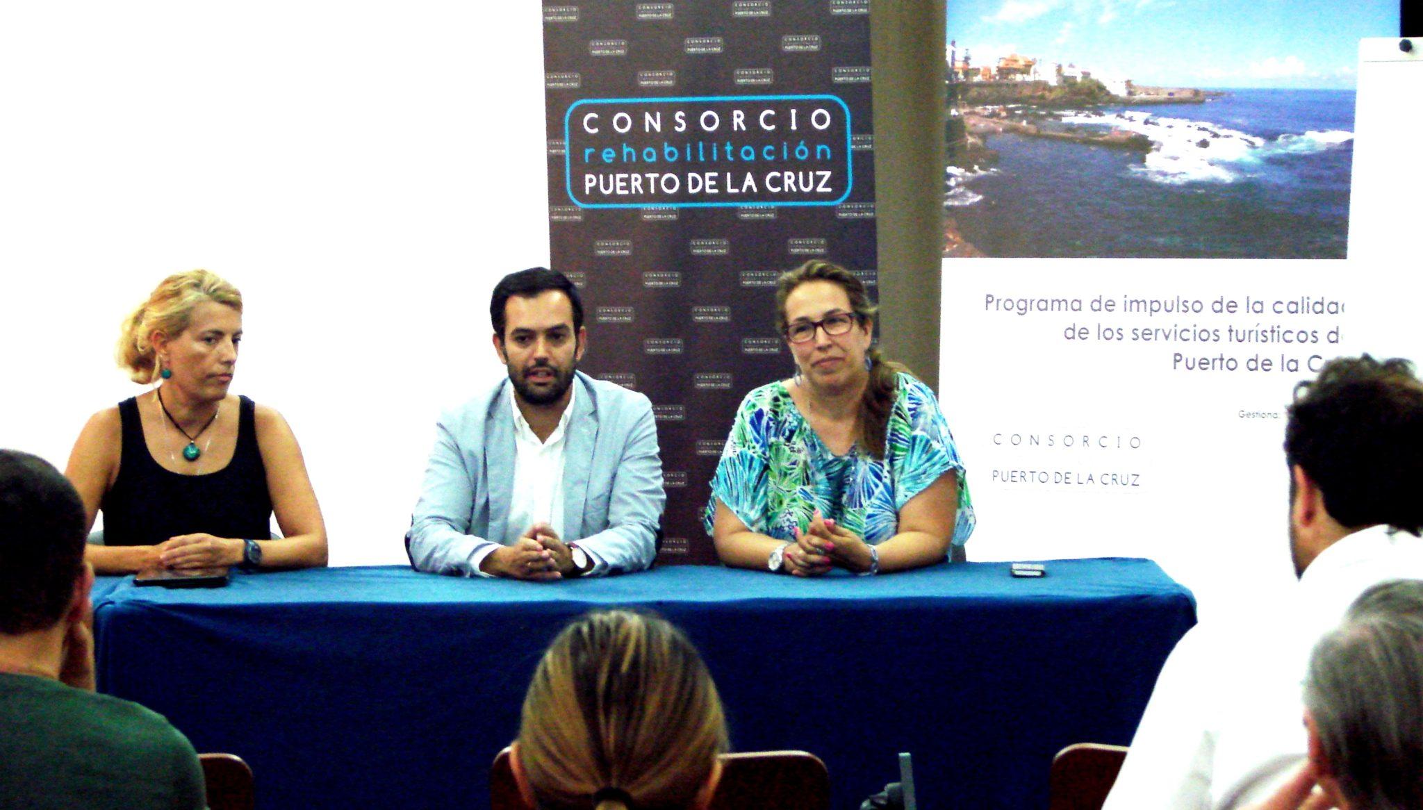 Consorcio Puerto de la Cruz Programa de Impulso a la Calidad 2014