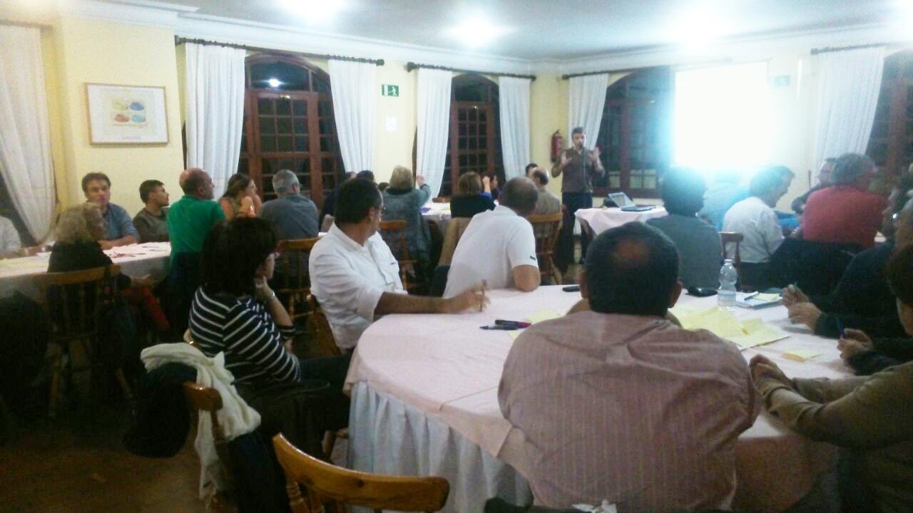 Asamblea Ciudadana Portuense 11-12-2014 - Puerto de la Cruz