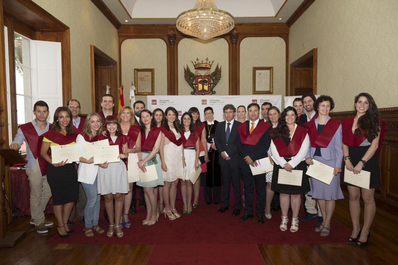 Graduados_Universidad_Europea_Canarias de La Orotava