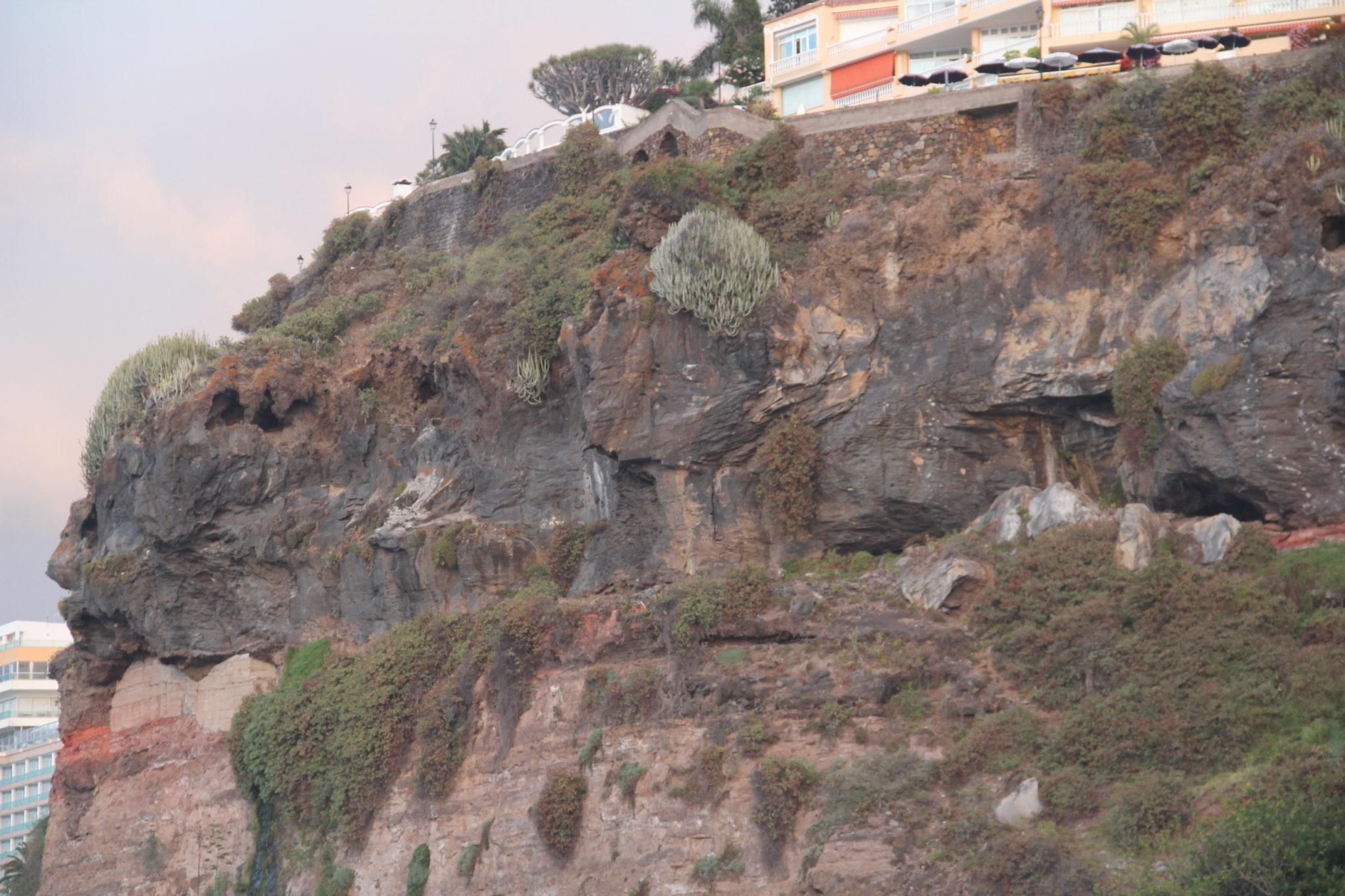 Ladera de Martiánez - Puerto de la Cruz