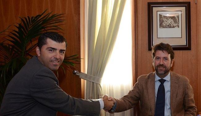 Manuel Dominguez y Carlos Alonso