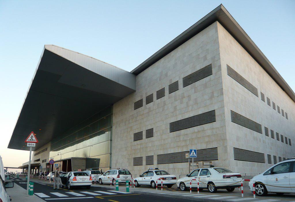 Aeropuerto-Tenerife-Norte
