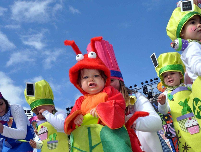 Destacada Concurso Infantil de Disfraces Carnaval 2015