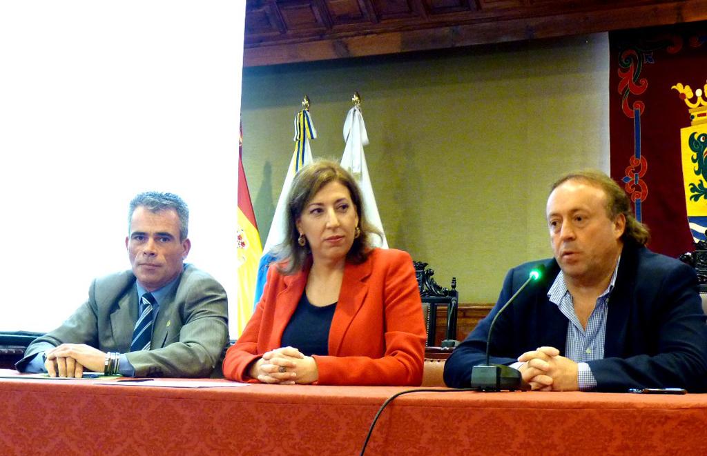 """Sandra Rodríguez: """"La liquidación de las cuentas del 2014 garantiza el futuro del OAL, Escuela de Música, Jacaranda y Museo"""""""