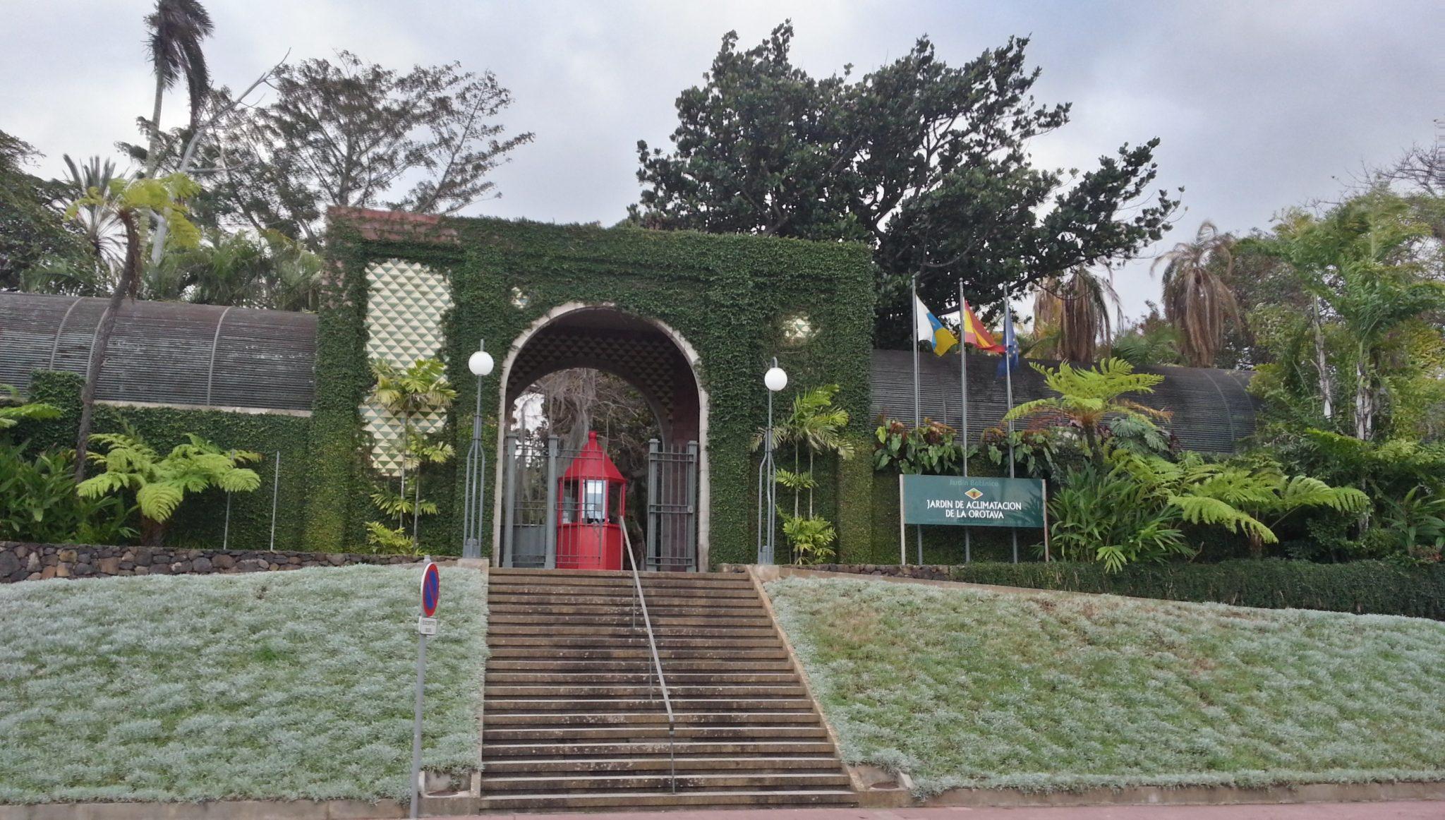 Jardines históricos - Jardin Botánico