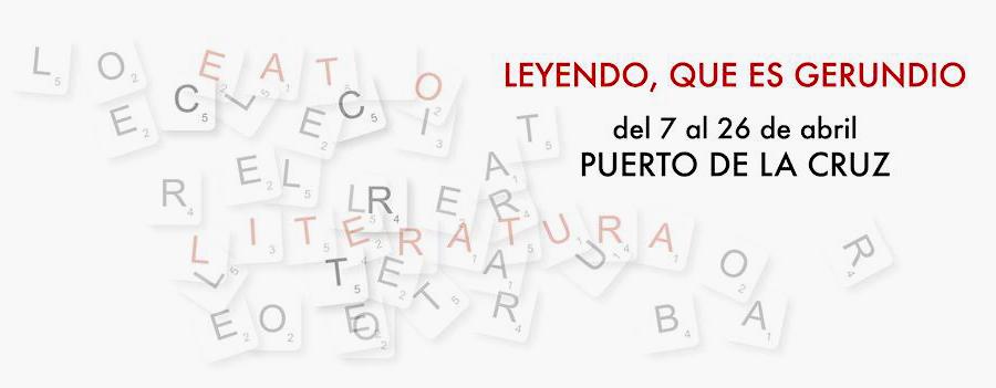 CARTEL LEYENDO QUE ES GERUNDIO 1