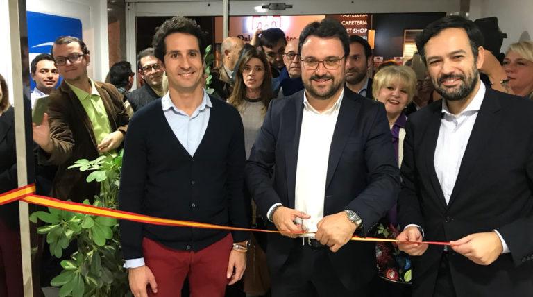 El Partido Popular del Puerto de la Cruz inaugura su nueva sede