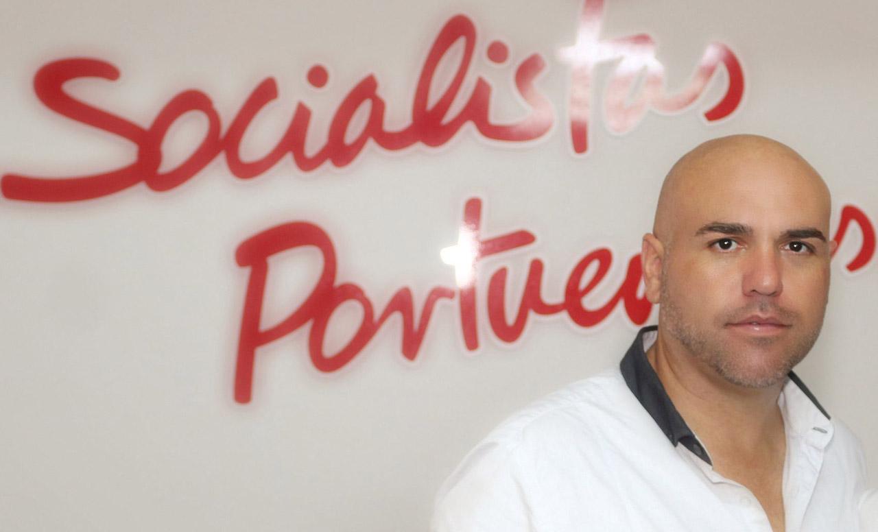 Marco González PSOE