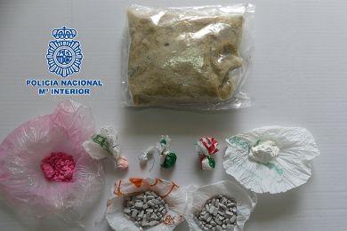 Requisan tucibi la Policía Nacional