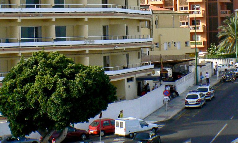 Detenido un hombre por cinco robos con violencia en el Puerto de la Cruz y Los Realejos