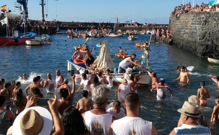 Hoy llega la Embarcación chiquita a las Fiestas de Julio