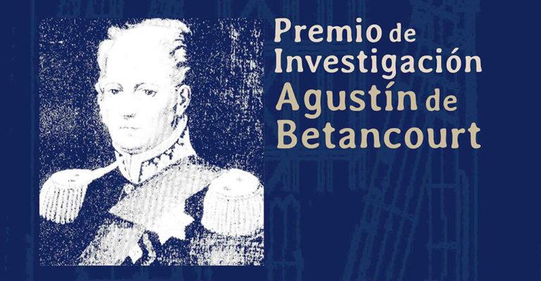 """La Fundación CajaCanarias convoca su Premio """"Agustín de Betancourt"""" 2018"""