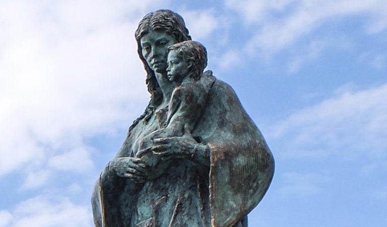 """Asamblea Ciudadana exige responsabilidades a PP-CC """"por la instalación ilegal de la estatua de la Virgen del Carmen"""""""