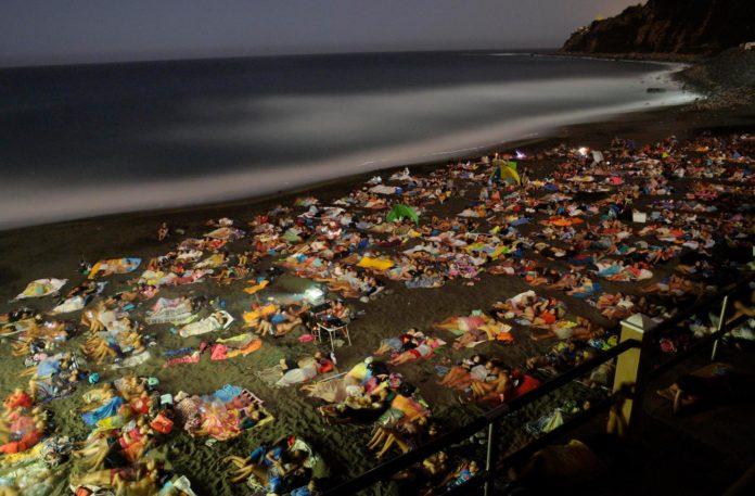 Ciclo de Cine en la Playa del Socorro