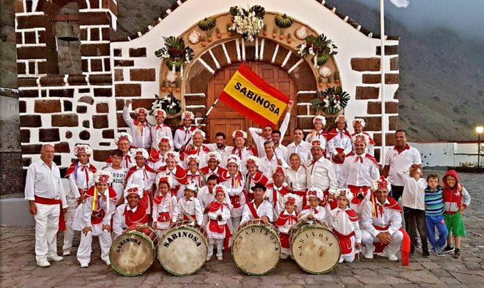 Agrupación Folclórica de Sabinosa - Pinolere 2018