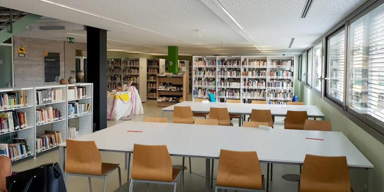 Biblioteca premiada