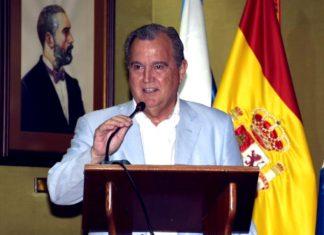 Gerardo Movilla pregonero del Trofeo Teide 2018