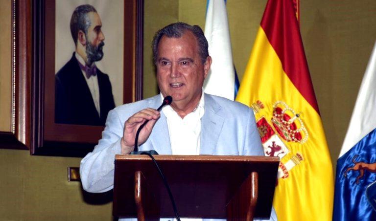Arrancó la 48ª edición del Trofeo Teide con el pregón de Movilla