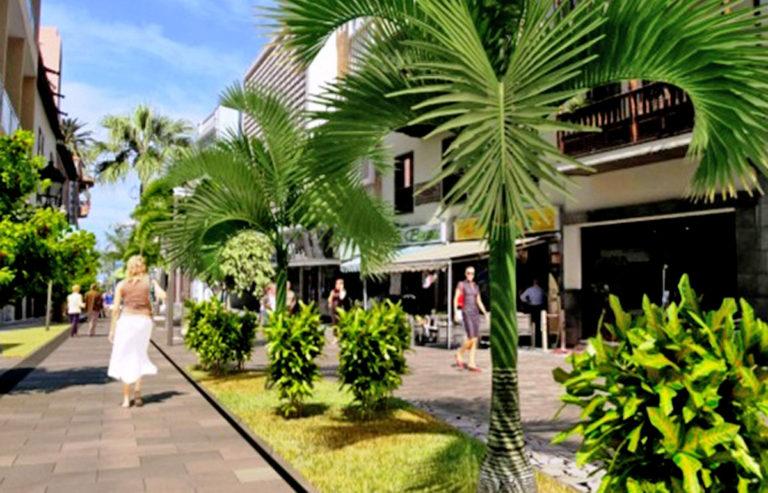 Este lunes comienzan las obras de remodelación de la Plaza Concejil y las calles San Juan, Las Damas e Iriarte