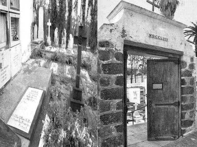 Cementerio y templo inglés