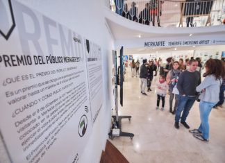 Feria de Arte Joven - Merkarte 2017