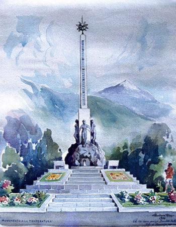 Monumento a la temperatura - Teodoro Rios 1966