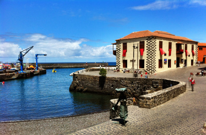 Muelle del Puerto de la Cruz