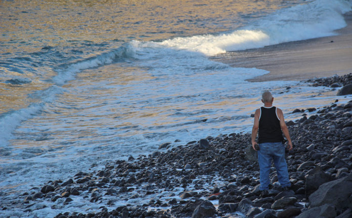 Playa portuense - PSOE denuncia