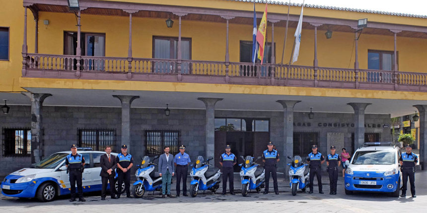 Policía Local - Nuevos vehículos