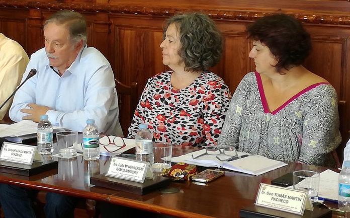 Concejales de USP La Orotava