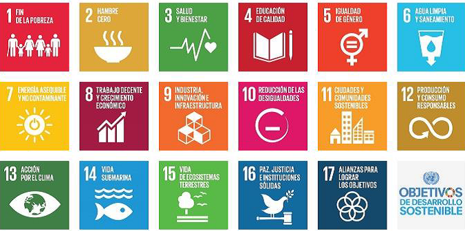 Cruz Roja - Objetivos de Desarrollo Sostenible