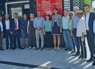 La Ministra de Turismo con cargos socialistas en Candelaria