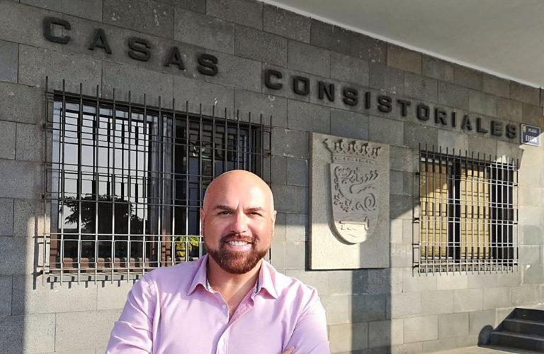 Marco González oficializa su intención de ser el candidato a la Alcaldía en 2019