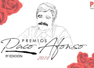 Premios Paco Afonso