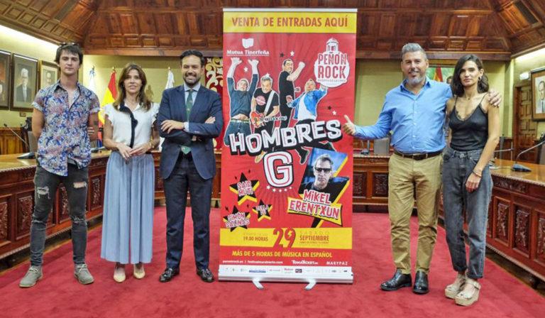 Buenas expectativas para el festival Peñón Rock que supera las 2.000 entradas vendidas