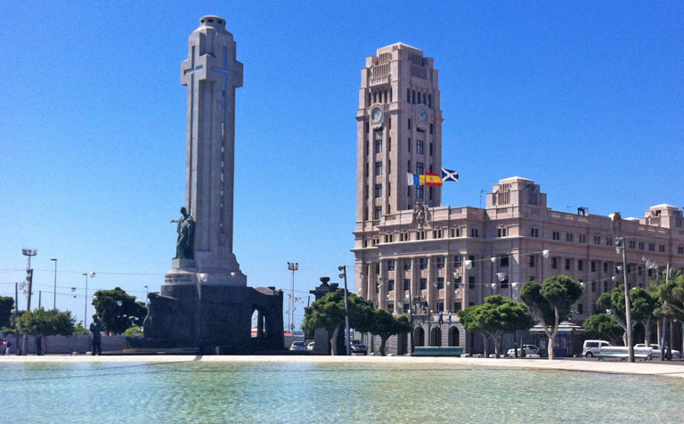 El Cabildo sólo mantendrá abierta su oficina presencial de Santa Cruz para trámites de urgencia