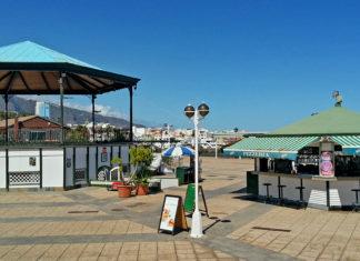 Instalaciones de Pamarsa en Playa Jardín
