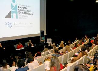 Jornadas de Empleo con apoyo en Canarias